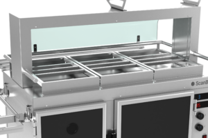ScanBox Food2Go Countertop Slots