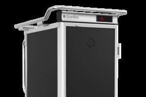 ScanBox –Box Color Black Standard