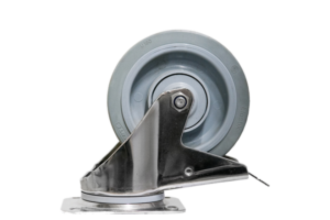ScanBox Castors 125mm Chromed