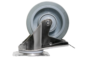 ScanBox Castors 200mm Chromed
