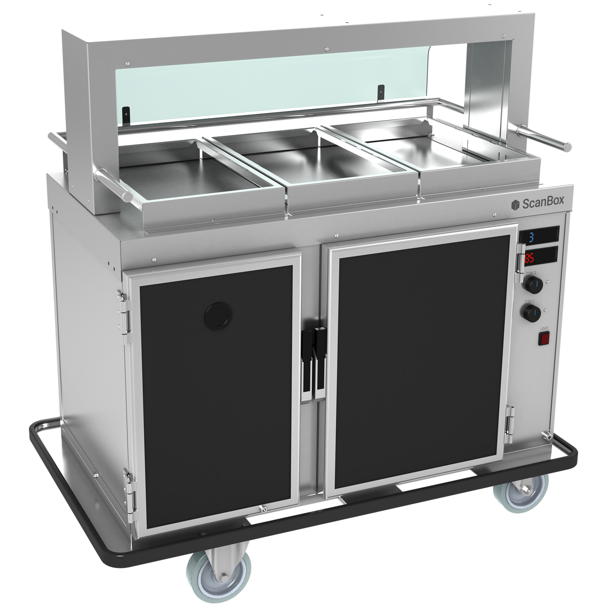 ScanBox Food2Go Duo AC7+H7