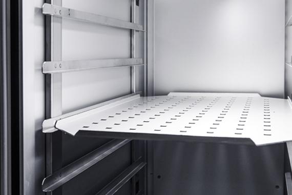 ScanBox Aluminum Shelf GN 2/1