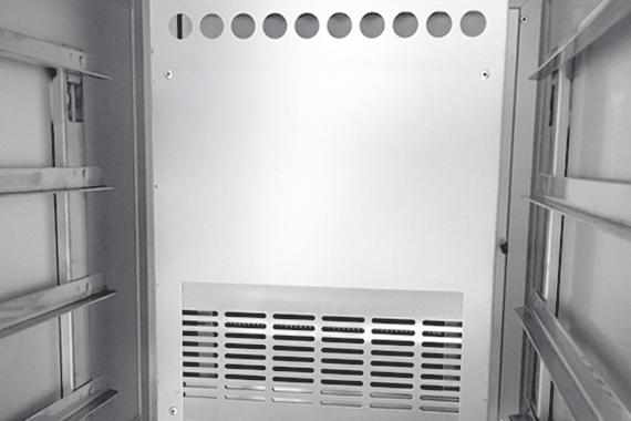 ScanBox Compressor Cooling