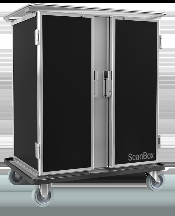 ScanBox Ergo Line Duo A8 + A8