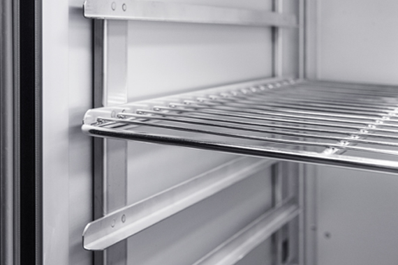 ScanBox Grid Stainless Steel GN 11 – stable shelves for