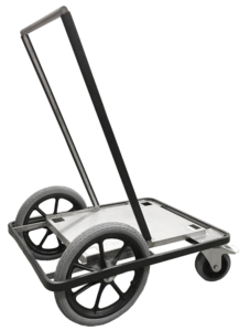 ScanBox Flatbed Trolley Cross Country