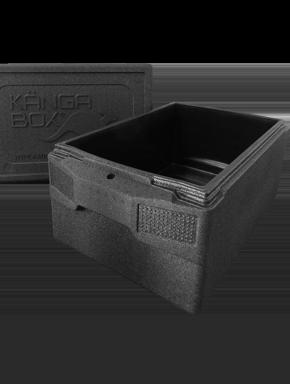 ScanBox KängaBox Professional Plus Black