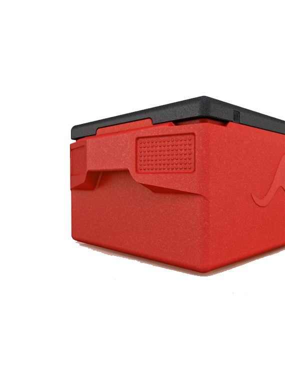 ScanBox KängaBox@ Professional Plus Red