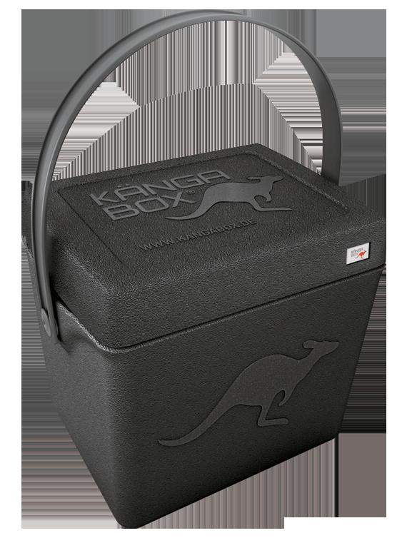 ScanBox KängaBox® Trip Black