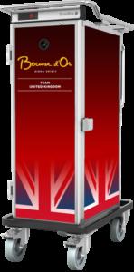 ScanBox Signature UK Bocuse Team