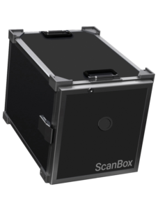 ScanBox SBE – Insulated Hot Stackable Boxes for GN 1/1