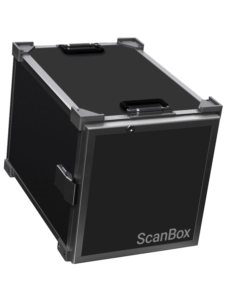ScanBox SBK – Insulated Stackable Boxes for GN 1/1