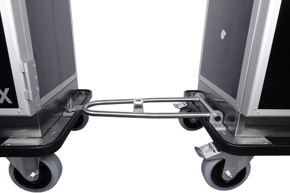 ScanBox Tow Bar Stainless Steel