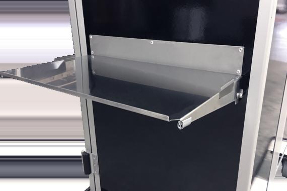 ScanBox Tray Holder Foldable