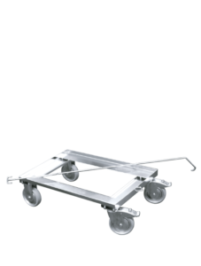 ScanBox Frame Trolley – for Stackable Boxes