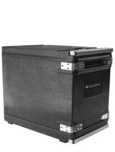 ScanBox Lightweight Hot – Insulated Hot Stackable Box for GN 1/1