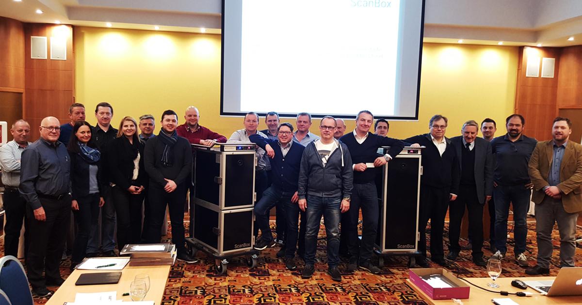ScanBox Sales Training Theodor R. Rist Ges.m.b.H.