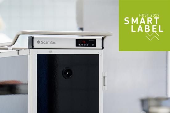 ScanBox SMART Label Host 2019
