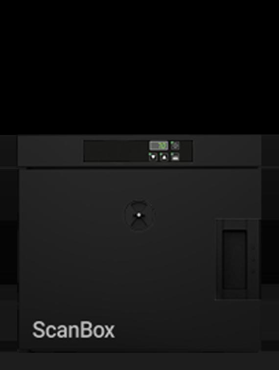 ScanBox Hold2Serve HSH031E