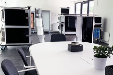 ScanBox New Showroom in Sweden