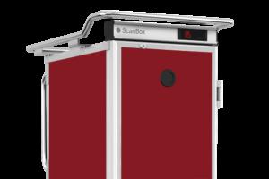 ScanBox Färgval Röd