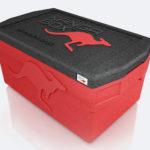 ScanBox KängaBox@ Comfort Röd