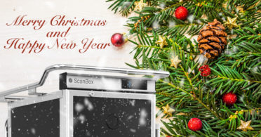 ScanBox önskar God Jul och Gott Nytt År