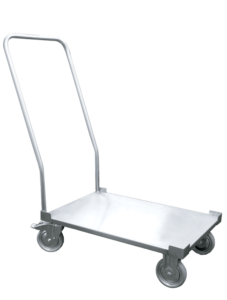 ScanBox Platåvagn –stapla boxer och förflytta dem smidigt