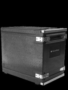 ScanBox Lättviktare K –en smidig och lätt isolerad box 4 GN 1/1